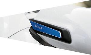 Aluminum Side Mirror Garnish Molding Cover Trim 5 Color for Hyundai 2021 Kona
