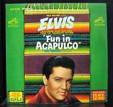 Elvis Presley - Fun In Acapulco LP VG+ LSP-2756 RCA USA 1s/1s Vinyl Stereo