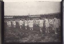 Lyon 1926 Fêtes de la Jeunesse Gymnastique Sport France Photo n13 Vintage