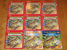 Lot 9 THE MAGIC SCHOOL BUS GETS ANTS IN ITS PANTS guided reading
