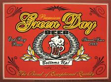 GREEN DAY AUFKLEBER / STICKER # 26 - PVC