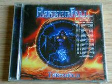 HAMMERFALL - THRESHOLD - CD SIGILLATO (SEALED)