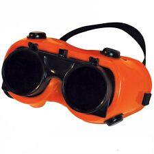 WELDING SAFETY WELDERS WELDER GOGGLES CLEAR FOR GAS WELDING & PLASMA CUTTING