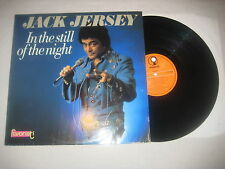 Jack Jersey - In the still of the night   Vinyl LP