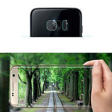 Lente cámara objetivamente & relámpago HD + 0.2mm xhart cristal blindado Samsung Galaxy s7 Edge ▄