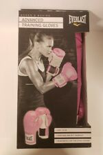 Everlast Boxing Gloves Adult,Size 12oz Pink Girls Teen Sports Boxing New M
