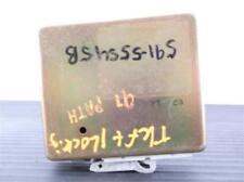 97-99 Nissan Pathfinder Theft Locking Control Module W/Warning OEM 285951W200