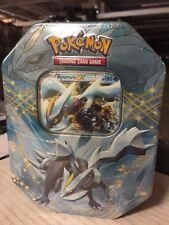 Pokémon 2012 Kyurem EX Tin TCG CCG