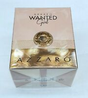 Azzaro Wanted Girl 1.7 oz 50 ml Eau De Parfum Spray For Women New In Sealed Box