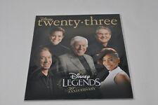 Disney Twenty Three D23 Magazine Disney Legends 30 Anniversary Fall 2017 Sealed