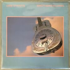 DIRE STRAITS - Brothers In Arms (Vinyl LP) WB 25264 - 1985