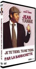 """DVD """"JE TE TIENS TU ME TIENS PAR LA BARBICHETTE"""" JEAN YANNE  NEUF SOUS BLISTER"""