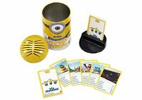 Top Trumps Minions Collectable Metal Tin Card Game