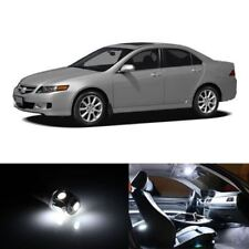 17x HID White Interior LED Lights Package Kit Fits 2004-2008 Acura TSX New