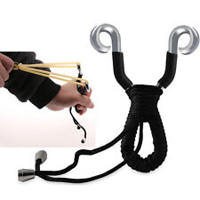 Powerful Stainless Steel Slingshot Catapult Outdoor Camping Self-defensive Tool