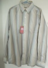 NWT Tommy Bahama Mens Button Down Shirt Long sleeves Multi Striped XL