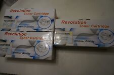 3 PK Toner Cartridge For HP Q6000-02A 124A Color LaserJet 2600n 2605dn 1600 2600