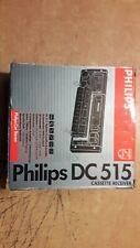 ORIG. Phillips dc515 autoradio cassete