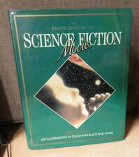 The Encyclopedia of Science Fiction Movies - Phil Hardy - Hardcover w/DJ - 1986