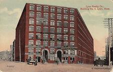 * Massachusetts - Lynn Realty Co.Building No.4 1919