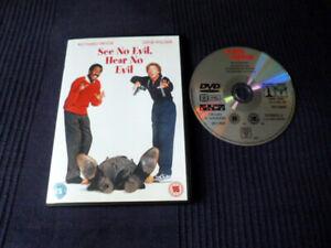 DVD Gene Wilder & Richard Pryor See No Evil DIE GLÜCKSJÄGER Arthur Hiller FILM