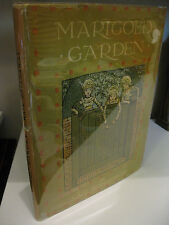 MARIGOLD GARDEN by Kate Greenaway Pictures Rhymes London Frederick Warne VG/Good