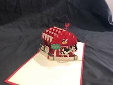 3D Pop Up Card Farm Greeting Card Love Birthday Anniversary