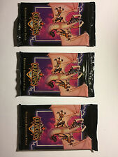 GARDIANS REVISED  -  BOOSTER  SEALED -1995 - 3 PACKS - ISBN 1 - 887569 - 5