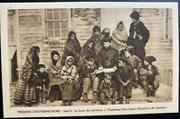 Mint France Real Picture Postcard Missionary Oblates of Mary Immaculate Alaska