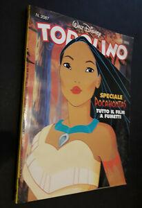 Topolino Libretto 2087 del 28 novembre 1995 Panini Comics Ottimo  ▓