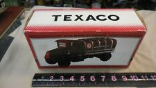 TEXACO #24 1918 MACK AC TANKER TRUCK 2007 DIECAST ERTL BANK #21841 SPECIAL ED.