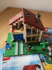 LEGO Creator 31012 großes Einfamilienhaus mit BA