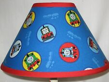 Thomas the Tank Patches Fabric Children's Lamp Shade