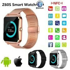 Z60S Plus Smart Watch - Compatible with Iphone, Samsung, Android