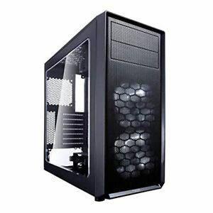 Fractal Design Focus G - Mid Tower Computer Case - ATX - High Airflow - 2x Fract