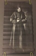 Vintage Grim Reaper Richard Nixon Poster Pin-Up Head Shop Political Satire 1970s