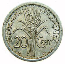 [NC] INDOCINA FRANCESE - 20 CENTIMES 1945 (nc4241)