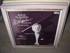 RUBINSTEIN / CHOPIN mazurkas ( classical )  3 lp box digital