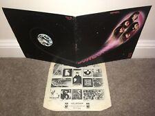 DEEP PURPLE Fireball LP Harvest 1971 UK 1st Press!!!!!!