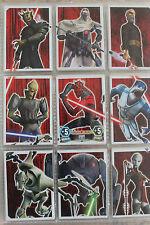 -Star Wars Force Attax Karten Serie 3   Nr. 121 -200     5 Karten zum Aussuchen