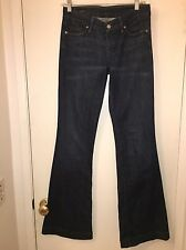 Ladies Citizens Of Humanity Fayett Stretch Flare Jeans Size 26 x 34