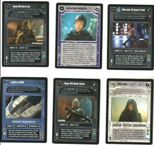 BONUS! Star Wars CCG Blizzard 1 WBHoth UnlimitedNM//MINTFREE Shipping