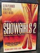 Showgirls 2 : Penny's from Heaven (2011) DVD Glenn Plummer Rena Riffel