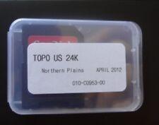 Garmin Topo Us 24K Northern Plains maps - on micro sd 010-C0953-00