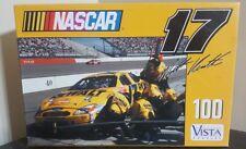 NASCAR Matt Kenseth #17 100 Piece Puzzle by vista puzzles