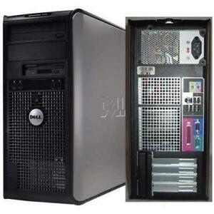 Desktop Computer PC Windows XP PRO SP3 32bit RS232 Serial Parallel DVDROM 9PIN