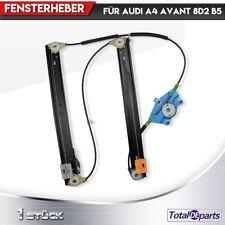 Fensterheber Elektrisch Vorne Rechts Ohne Motor Audi A4 8D B5 Limousine Kombi