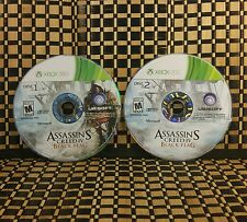 Assassin's Creed IV: Black Flag (Microsoft Xbox 360)(DISC ONLY)(USED) #10480