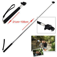 Extendable Handheld Monopod Tripod Mount For Gopro Hero 3/2/1 Camera Accessories