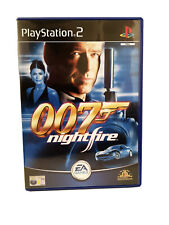James Bond 007: Nightfire PlayStation 2 complet 💎 💎 rapide POSTAGE 💎 💎